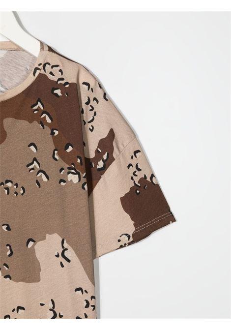 Brown t-shirt DOUUOD | T-SHIRT | TE6012110125