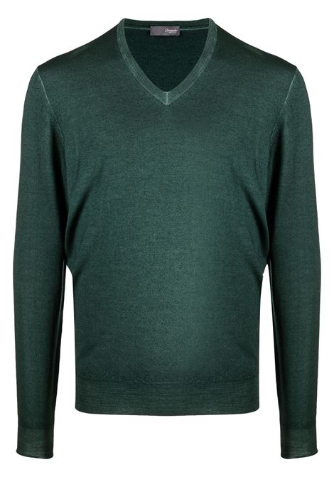 Green jumper DRUMOHR   D0D481A455