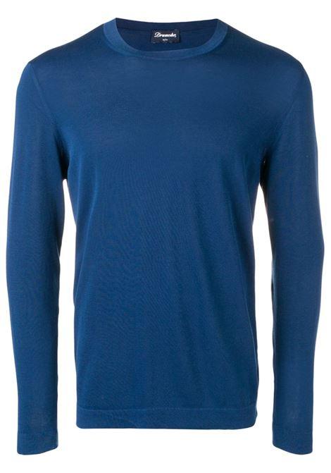 Blue jumper DRUMOHR | JERSEYS | D0GF113770