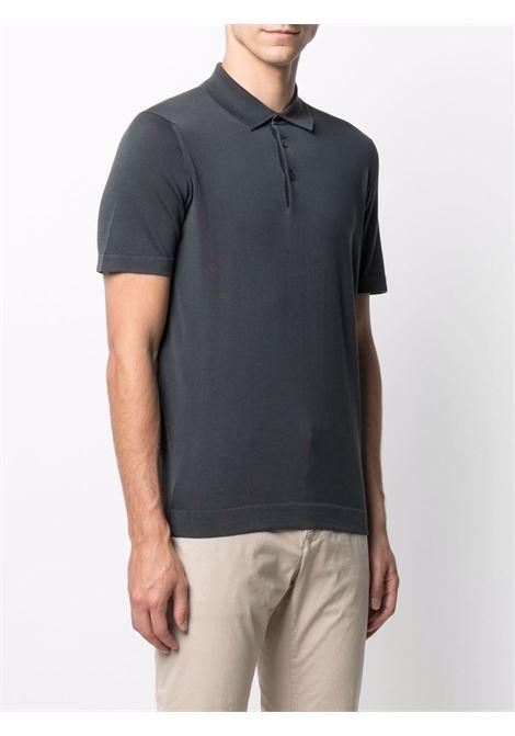 Grey Polo shirt DRUMOHR | POLO | D0GF202681