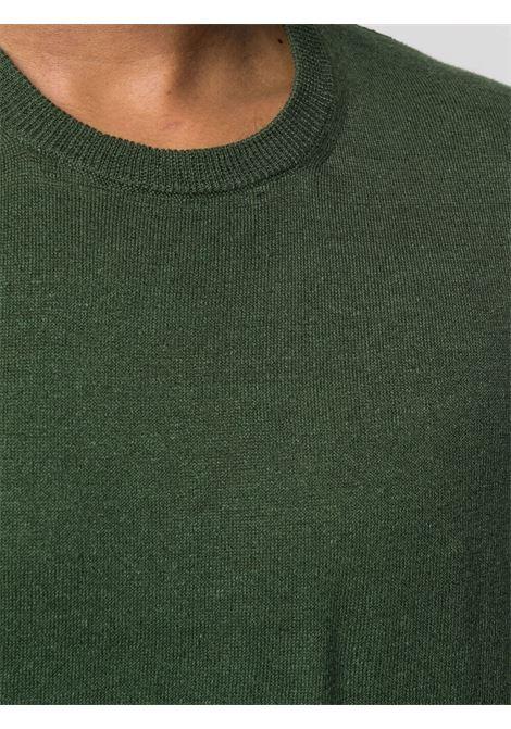 Green t-shirt  DRUMOHR | T-SHIRT | D1LN100T490