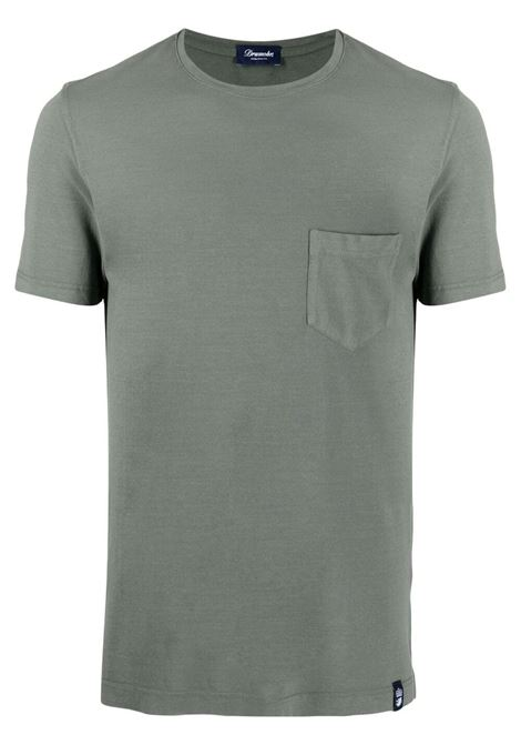 Green t-shirt DRUMOHR |  | DTJ000470