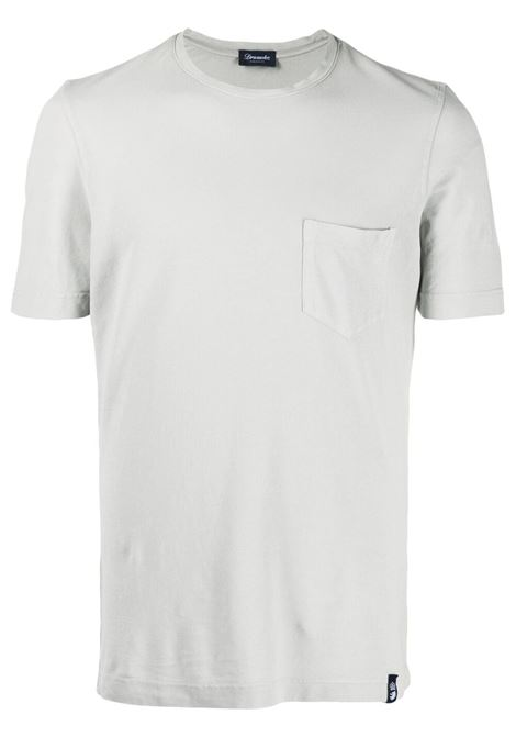 Grey t-shirt DRUMOHR |  | DTJ000611