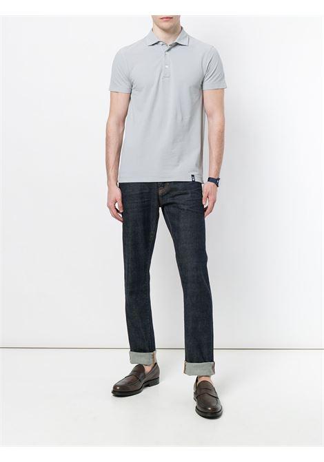 Grey Polo shirt DRUMOHR | POLO | DTJ202611