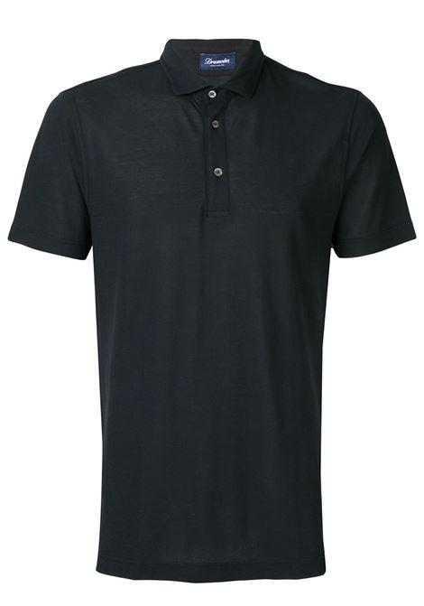 Black Polo shirt DRUMOHR | POLO | DTJ202690