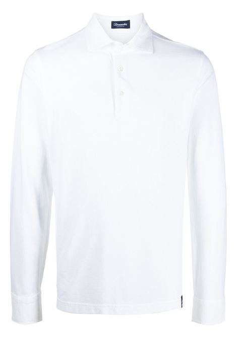 White Polo shirt DRUMOHR |  | DTJ204100