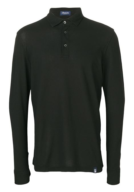 Black Polo shirt DRUMOHR |  | DTJ204690