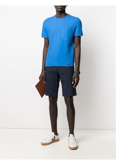 Blue t-shirt DRUMOHR | T-SHIRT | DTL000745