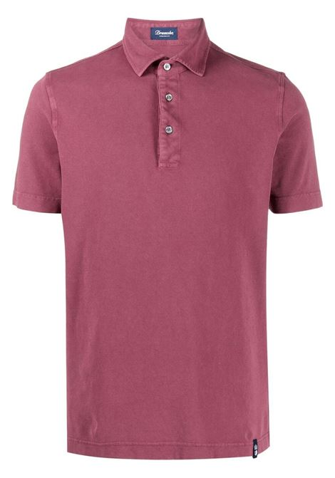 Bordeaux  Polo shirt DRUMOHR |  | DTS202390