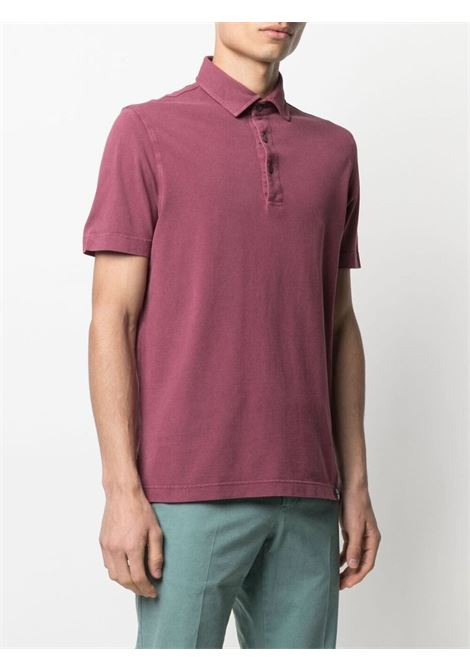 Polo bordeaux DRUMOHR | POLO | DTS202390