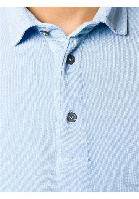 Light blue Polo shirt DRUMOHR |  | DTS202712