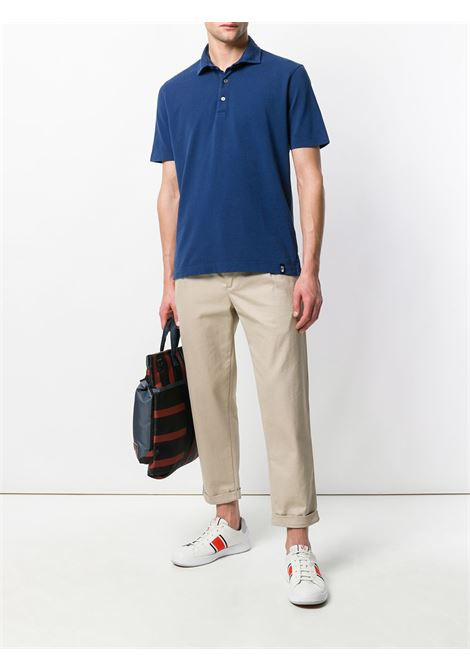 Blue Polo shirt DRUMOHR | POLO | DTS202770