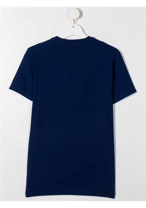 T-shirt blu DSQUARED ICON KIDS | T-SHIRT | DQ0243D002FTD2T662UDQ865
