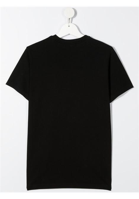 T-shirt nera DSQUARED ICON KIDS | T-SHIRT | DQ0244D002FTD2T661UDQ900
