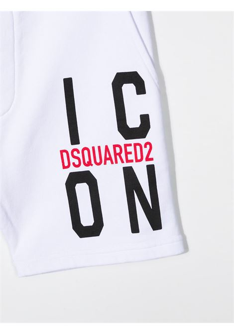 Shorts DSQUARED ICON KIDS | SHORTS | DQ0250D002YD2P355UDQ100