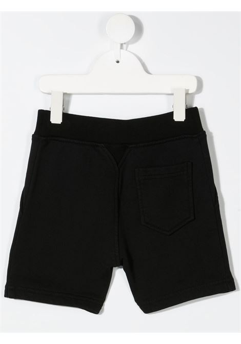 Shorts nero DSQUARED ICON KIDS | SHORTS | DQ0250D002YD2P355UDQ900