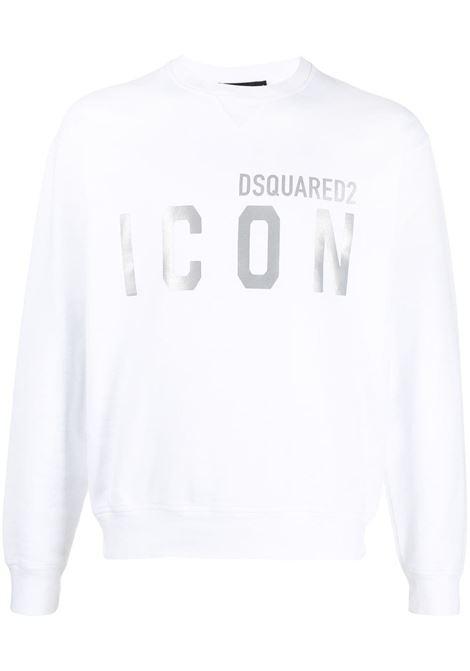 White sweatshirt DSQUARED ICON |  | S79GU0028S25042991