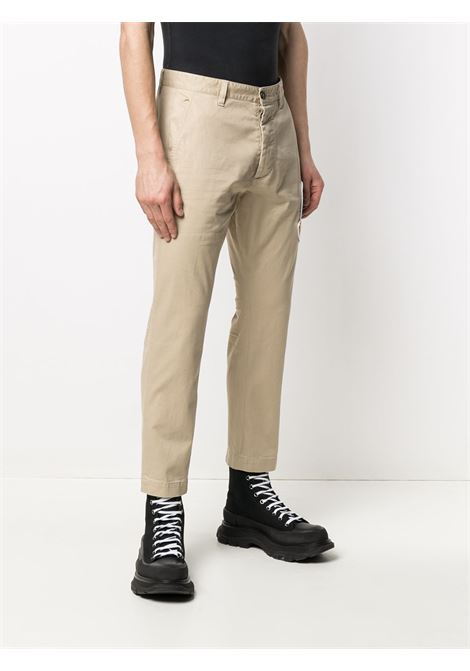 Beige trousers DSQUARED ICON |  | S79KA0008S39021111
