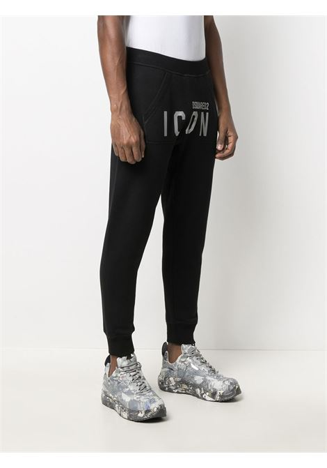 Grey trousers DSQUARED ICON | TROUSERS | S79KA0013S25042971