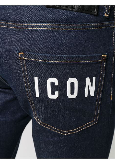 Blue trousers DSQUARED ICON |  | S79LA0019S30595470