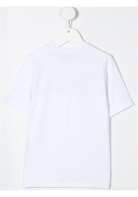 T-shirt bianca DSQUARED KIDS | T-SHIRT | DQ0156D002FD2T633MDQ100
