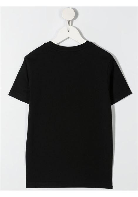 T-shirt nera DSQUARED KIDS | T-SHIRT | DQ0198D00XKD2T652UDQ900