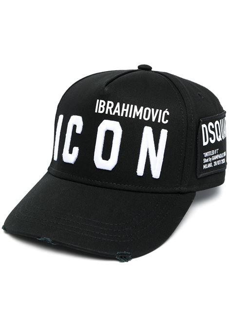 Cappello DSQUARED | CAPPELLI | BCM044505C00001M063