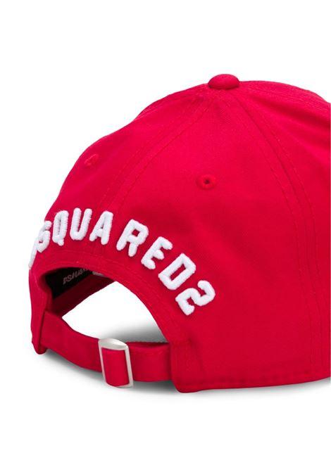 Cappello DSQUARED | CAPPELLI | BCM400105C00001M068