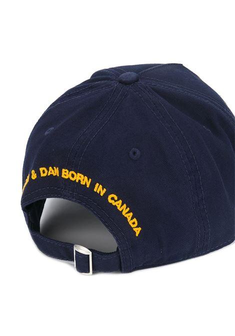 Cappello DSQUARED | CAPPELLI | BCM401105C000013073