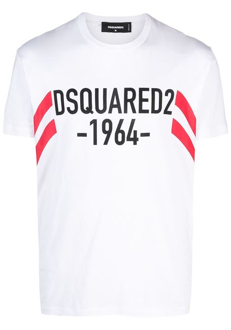 White t-shirt DSQUARED |  | S74GD0805S22427100