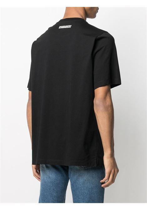Black t-shirt DSQUARED |  | S74GD0816S22427900