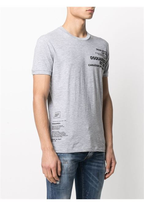 Grey t-shirt DSQUARED |  | S74GD0821S22146857M