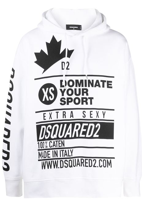 White sweatshirt DSQUARED |  | S74GU0489S25030100