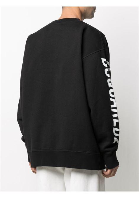 Black sweatshirt DSQUARED |  | S74GU0490S25030900