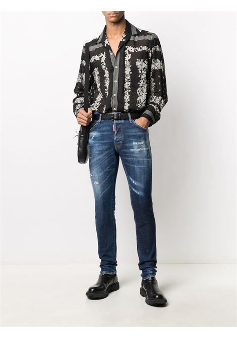 Jeans blu DSQUARED | JEANS | S74LB0857S30342470