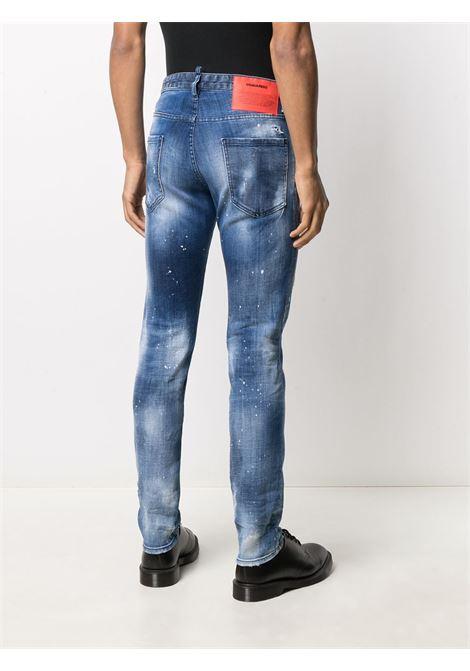 Jeans blu DSQUARED | JEANS | S74LB0930S30342470