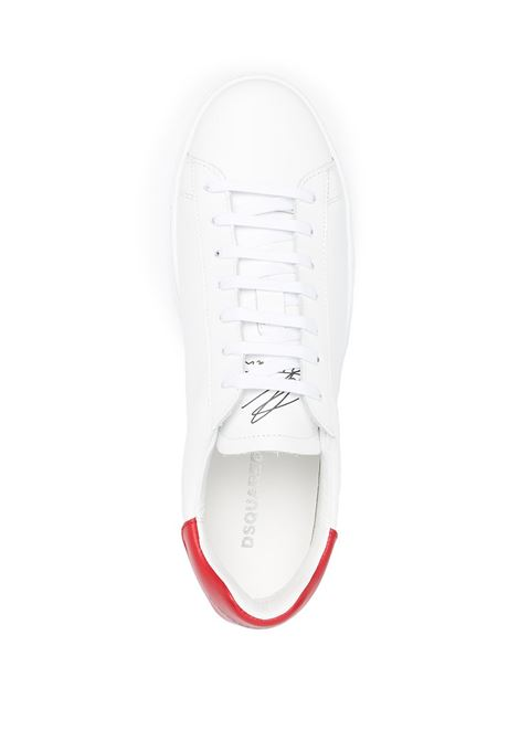 White sneakers DSQUARED |  | SNM000501504180M536