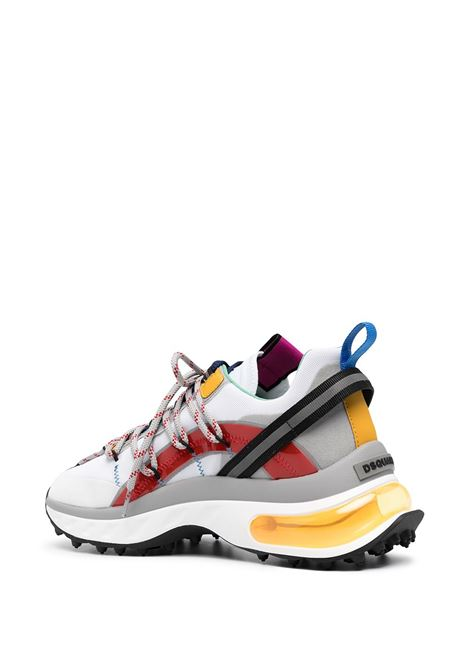 Sneakers bianca DSQUARED | SNEAKERS | SNM015216801659M2059