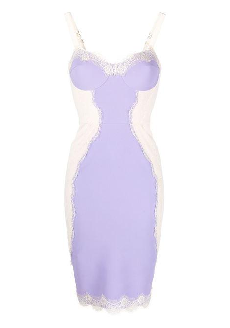 Lavander dress ELISABETTA FRANCHI |  | AB01911E2Q45