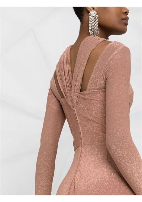 Gold/pink dress ELISABETTA FRANCHI |  | AB06011E2W71