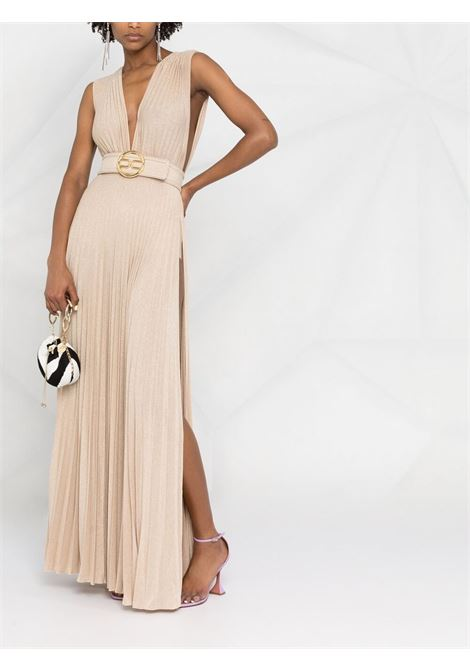 Champagne dress ELISABETTA FRANCHI |  | AB14913E2610