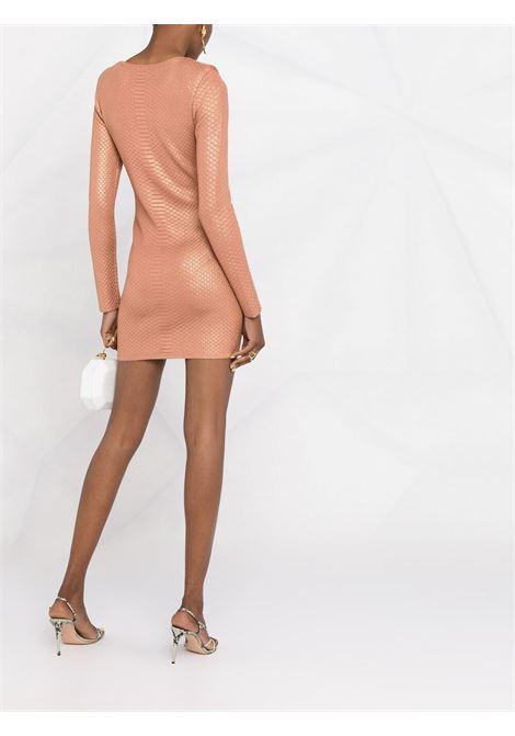 Gold/pink dress ELISABETTA FRANCHI |  | AM52B11E2W71