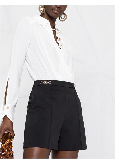 Camicia body bianca ELISABETTA FRANCHI | CB01211E2360