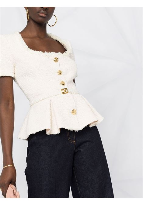 White jacket ELISABETTA FRANCHI |  | GI97611E2193