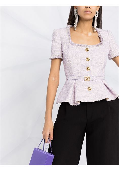 Purple jacket ELISABETTA FRANCHI |  | GI97611E2Q38