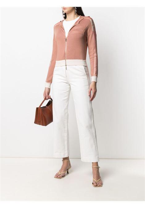 Pink cardigan ELISABETTA FRANCHI |  | MK01S11E2W77