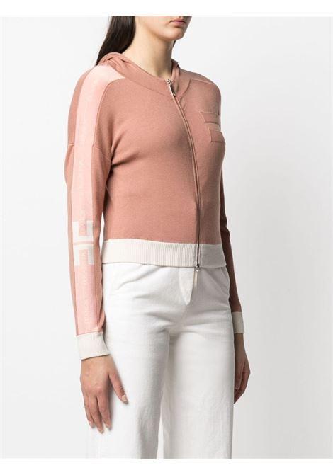 Cardigan rosa ELISABETTA FRANCHI | CARDIGAN | MK01S11E2W77