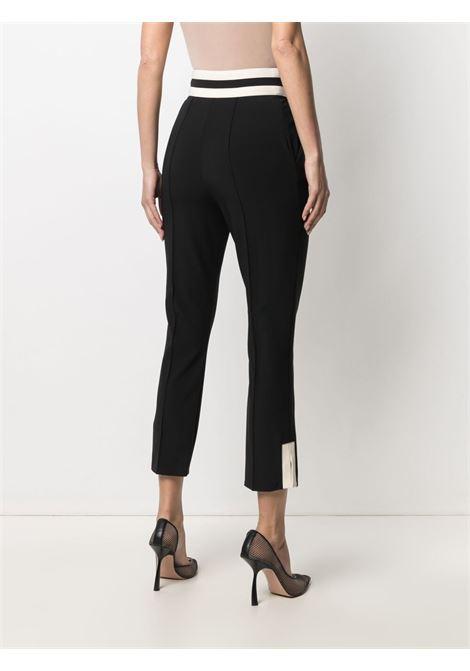 Pantaloni neri ELISABETTA FRANCHI | PANTALONI | PA37711E2685