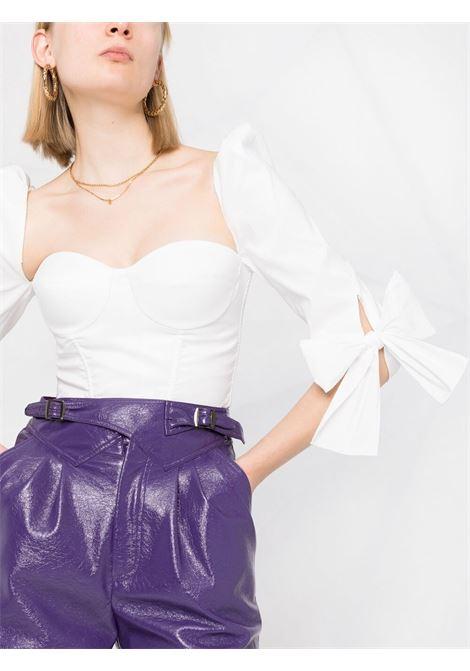 Blusa bianca ELISABETTA FRANCHI   BLUSE   TO01011E2360