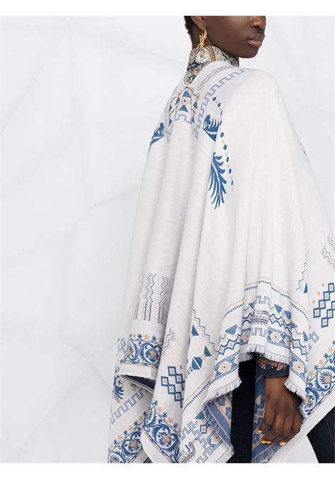 White shawl ETRO |  | 120089002800